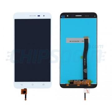 Ecrã Tátil Completo Asus Zenfone 3 ZE552KL 5.5'' Branco