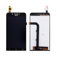 Ecrã Tátil Completo Asus Zenfone Go ZC500TG Preto