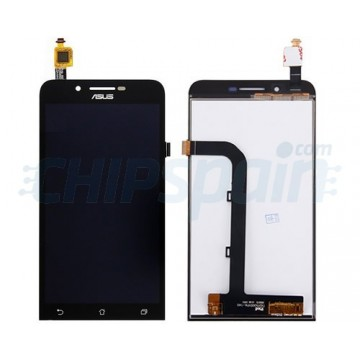 LCD Screen + Touch Screen Digitizer Assembly Asus Zenfone Go ZC500TG Black