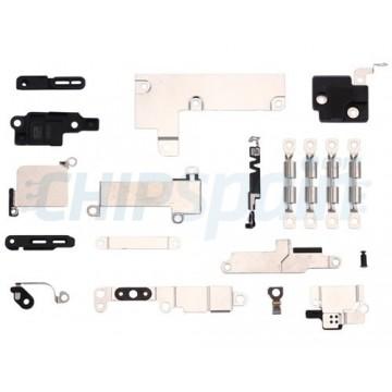 Kit 19 peças de metal fixação interna iPhone 7