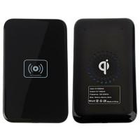 Qi sem fio indução base de carregamento Smartphone Preto