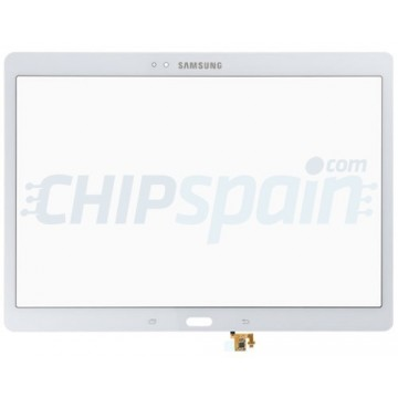 """Touch Screen Samsung Galaxy Tab S T800 T805 (10.5"""") White"""