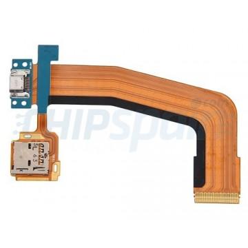 "Flex Charging Connector and SIM Reader Samsung Galaxy Tab S T800 T805 (10.5"")"