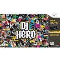 DJ Hero + Mesa de Mezclas Wii