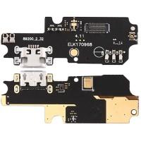Placa con Conector Carga Micro USB y Micrófono Asus Zenfone 3 Max ZC553KL