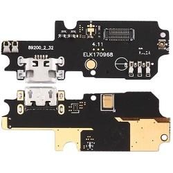 """Placa con Conector Carga Micro USB y Micrófono Asus Zenfone 3 Max ZC553KL (5.5"""")"""