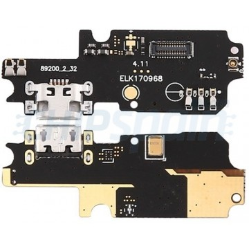 "Charging Port and Microphone Ribbon Flex Cable Replacement Asus Zenfone 3 Max ZC553KL (5.5"")"