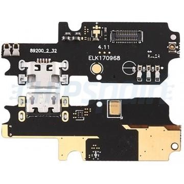 """Connector Flex Carregamento e Microfone Asus Zenfone 3 Max ZC553KL (5.5"""")"""