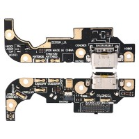 "Connector Flex Carregamento e Microfone Asus Zenfone 3 ZE552KL (5.5"")"