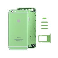 Rear casing Complete iPhone 6 - Green