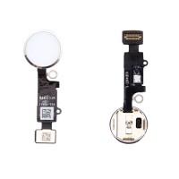Botón Home Completo con Flex iPhone 7 iPhone 7 Plus Plata