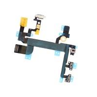 Flex com botões Em Off, Volume, vibrador, Flash e Microfone iPhone SE