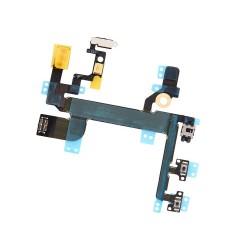 Flex con Botones On Off, Volumen, Vibrador, Flash y Micrófono iPhone SE