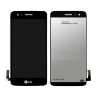 Ecrã Tátil Completo LG K8 2017 M200N Preto