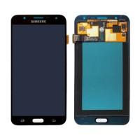 Ecrã Tátil Completo Samsung Galaxy J7 J700 Preto