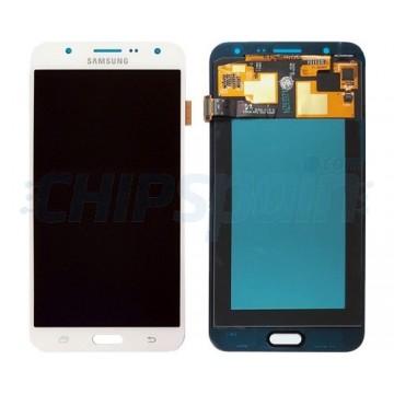 Ecrã Tátil Completo Samsung Galaxy J7 J700 Branco