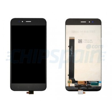 Ecrã Tátil Completo Xiaomi Mi A1 - Mi 5X Preto