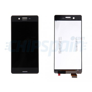 Ecrã Tátil Completo Sony Xperia X F5121 F5122 Preto