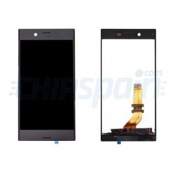 Ecrã Tátil Completo Sony Xperia XZ F8331 F8332 Preto