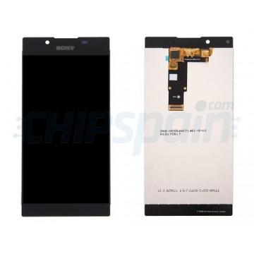 Ecrã Tátil Completo Sony Xperia L1 G3311 G3312 G3313 Preto
