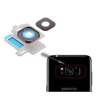 Guarnição Câmera Traseira Samsung Galaxy S8 G950F Ouro