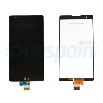 LCD Screen + Touch Screen Digitizer Assembly LG X Power K220 Black