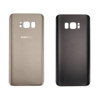 Tampa Traseira Bateria Samsung Galaxy S8 G950F Ouro