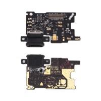 Placa con Conector Carga Micro USB y Micrófono Xiaomi Mi6