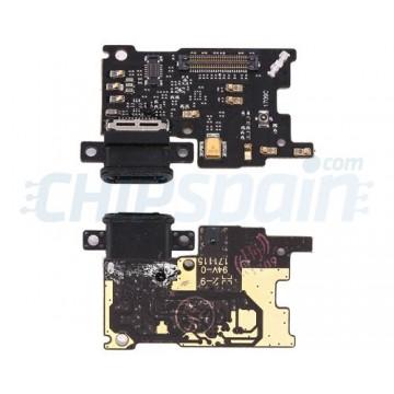 Connector Carregamento e Microfone Xiaomi Mi 6