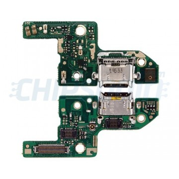 Charging Port and Microphone Ribbon Flex Cable Replacement Huawei Honor 8