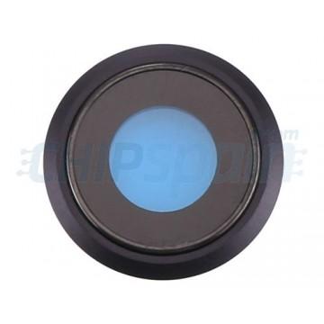 Lente Cámara Trasera iPhone 8 Negro