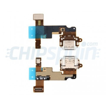Charging Port and Microphone Ribbon Flex Cable LG G6 H870