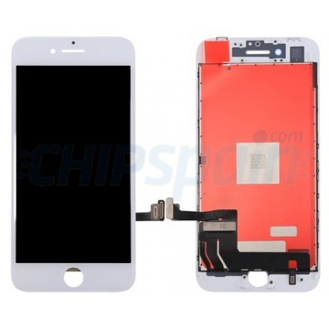 LCD Screen + Touch Screen Digitizer Assembly iPhone 8 White