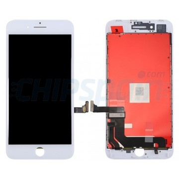 LCD Screen + Touch Screen Digitizer Assembly iPhone 8 Plus White