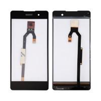 Vidro Digitalizador Táctil Sony Xperia E5 F3311 F3313 Preto