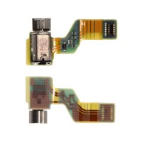 Cabo Flexível Vibração Buzzer Sony Xperia XZ Premium G8141 G8142