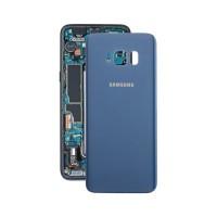 Tampa Traseira Bateria Samsung Galaxy S8 G950F Coral Blue