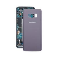 Tampa Traseira Bateria Samsung Galaxy S8 G950F Orchid Gray
