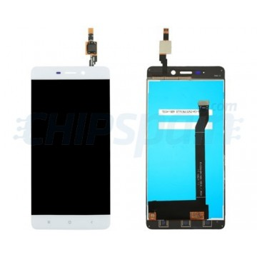 LCD Screen + Touch Screen Digitizer Assembly Xiaomi Redmi 4 White