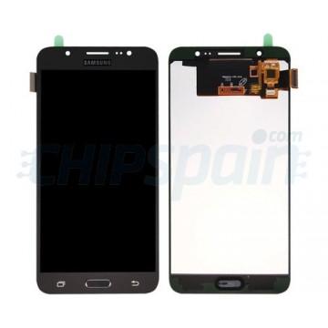 Full Screen Samsung Galaxy J7 2016 J710 TFT Black