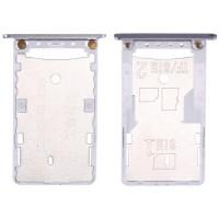 Porta SIM Xiaomi Redmi Note 4 Gris