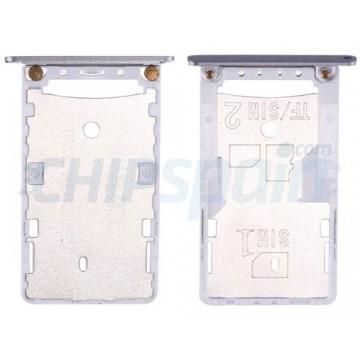 Porta SIM Xiaomi Redmi Note 4 Cinza