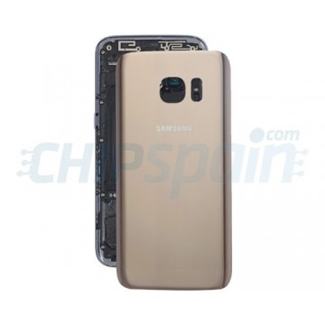 Battery Back Cover Samsung Galaxy S7 G930F Gold