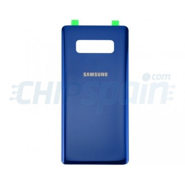 Tampa Traseira Bateria Samsung Galaxy Note 8 N950F Azul