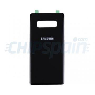 Tampa Traseira Bateria Samsung Galaxy Note 8 N950F Preto