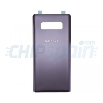 Tampa Traseira Bateria Samsung Galaxy Note 8 N950F Orchid Gray