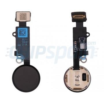 Full Home Button Flex iPhone 8 Plus Black
