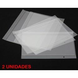 Adhesivo Optico OCA para iPhone 7 / iPhone 8 - 2Ud.