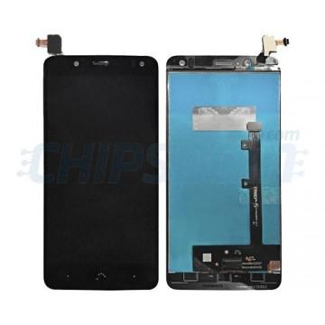 LCD Screen + Touch Screen Digitizer Assembly Bq Aquaris V Black