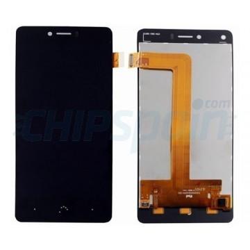 LCD Screen + Touch Screen Digitizer Bq Aquaris U / U Lite / U Plus Black